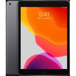 "iPad (7th Gen) 10.2"" 128GB Black SEMINUEVO MUY BUENO"