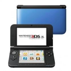 3DS XL AZUL/NEGRO SEMINUEVA BUEN ESTADO