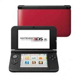 3DS XL ROJOL/NEGRO SEMINUEVA BUEN ESTADO