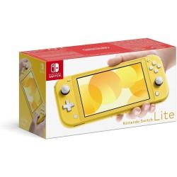 Nintendo Switch Lite Amarilla SEGUNDAMANO BUEN ESTADO