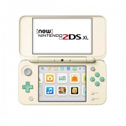 NEW 2DS XL ANIMAL CROSSING EDITION BUEN ESTADO
