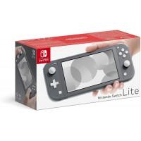 Nintendo Switch Lite Gris SEGUNDAMANO GRADO C