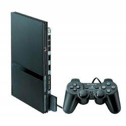 Playstation 2 Slim Seminueva BUEN ESTADO