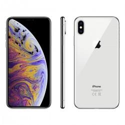 iPhone XS MAX 64GB Silver SEMINUEVO MUY BUENO