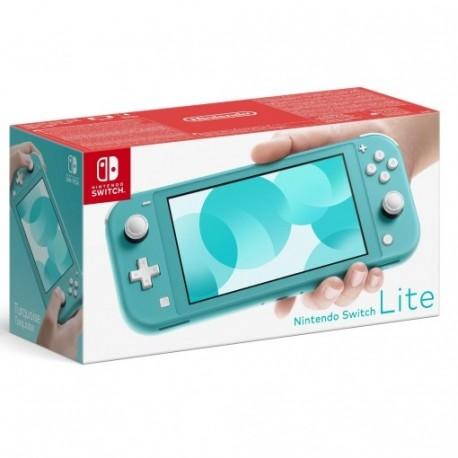Nintendo Switch Lite Verde SEGUNDAMANO BUEN ESTADO