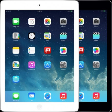 IPAD AIR 128GB WI-FI SPACE GRAY SEMINUEVO BUEN ESTADO