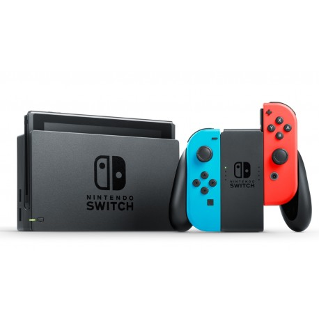 NINTENDO SWITCH COMPLETA VULNERABLE BUEN ESTADO