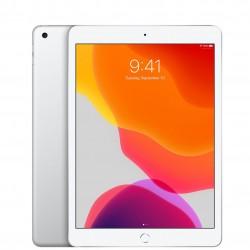 """iPad (7th Gen) 10.2"""" 128GB Silver SEMINUEVO MUY BUENO"""