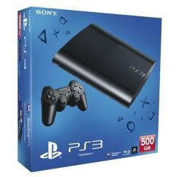PS3 500gb Super Slim Segundamano