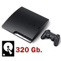 PS3 Slim 320GB Segundamano