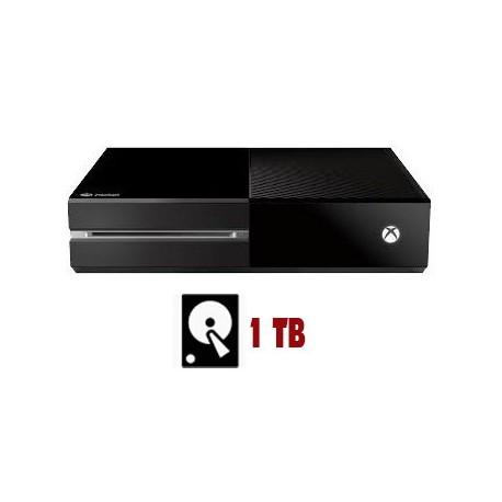 XBOX ONE 1TB SEMINUEVA