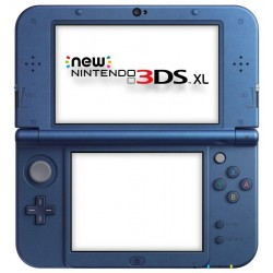 NEW 3DS XL AZUL SEMINUEVA