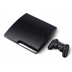 PS3 SLIM 120GB SEGUNDAMANO