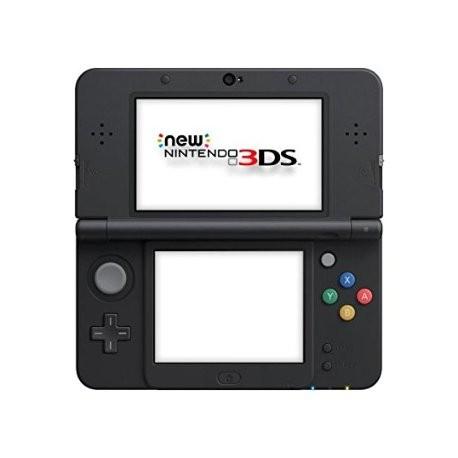 NEW 3DS LL GRIS SEMINUEVA