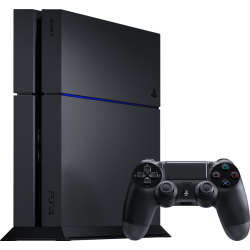 PlayStation 4 500GB + Mando Seminueva
